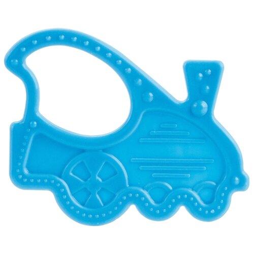 Прорезыватель Canpol Babies Flexible teether 13/118 голубой паровозикПогремушки и прорезыватели<br>