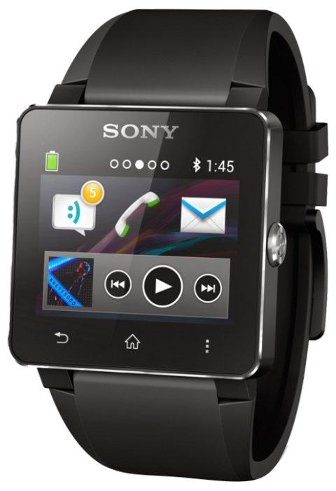 Часы Sony SmartWatch 2 SW2 (silicone)