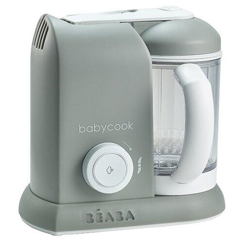 Блендер-пароварка Beaba Babycook Solo grey