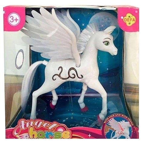 Defa Lucy Лошадка с крыльями Angel Horse (8325)
