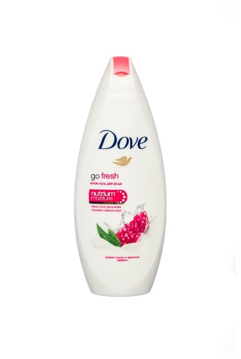 Крем-гель для душа Dove Пробуждение чувств