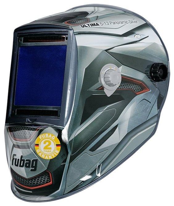Маска Fubag Ultima 5-13 Panoramic Silver