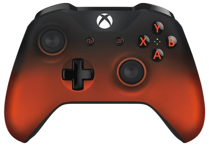 Microsoft Xbox One Wireless Controller Volcano Shadow