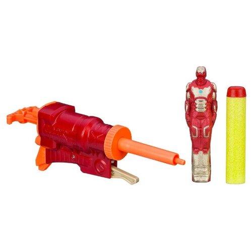 Купить Фигурка Hasbro Avengers Iron Man 3 Летающая фигурка A1735, Игровые наборы и фигурки
