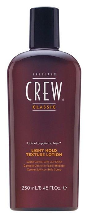 American Crew текстурирующий лосьон Light Hold Texture