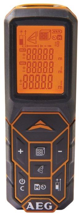 Лазерный дальномер AEG LMG 50 — цены на Яндекс.Маркете