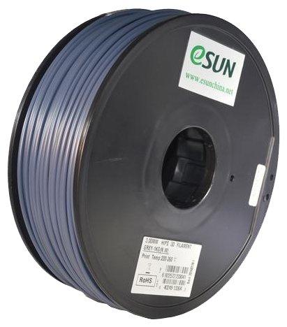 HIPS пруток ESUN 3.00 мм серый