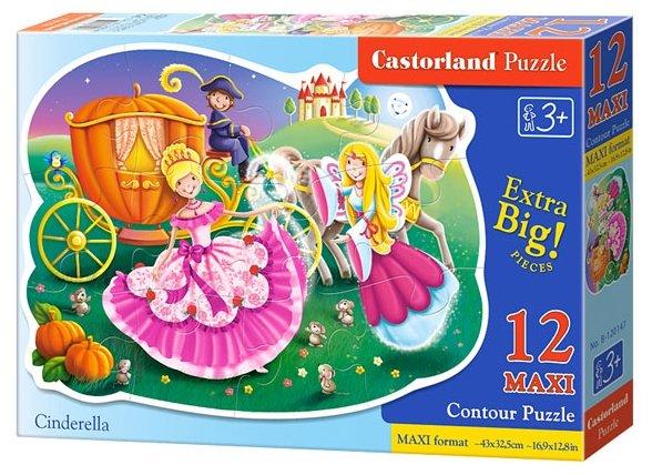 Пазл Castorland Cinderella (B-120147) 12 шт.