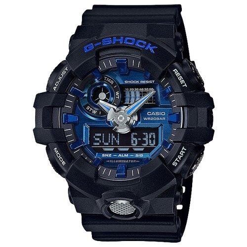 Наручные часы CASIO GA-710-1A2 наручные часы casio ef 539d 1a2