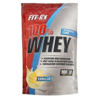 Протеин FIT-Rx 100% Whey (900 г)