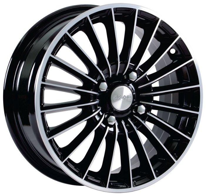 Колесный диск SKAD Веритас 6x15/4x100 D60.1 ET50 Алмаз