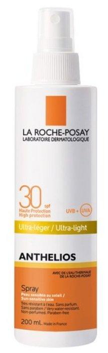 La Roche-Posay Anthelios солнцезащитный спрей SPF 30