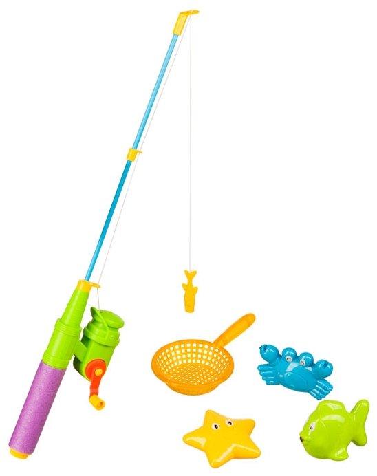 Набор для ванной Happy Baby Little fishman (32025)