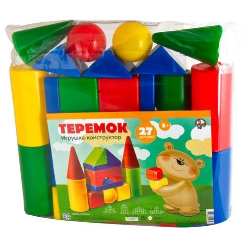 Купить Кубики Десятое королевство Теремок-27 01597, Детские кубики