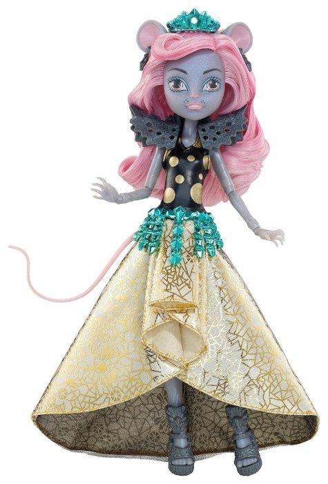 Кукла Monster High Бу Йорк, Бу Йорк Мауседес Кинг, 26 см, CHW61