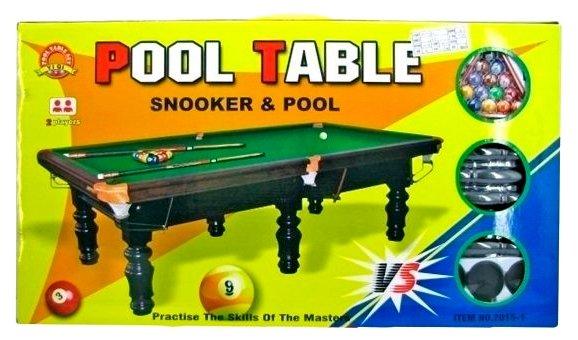 Shantou Gepai Бильярд Snooker & Pool (2015-1)