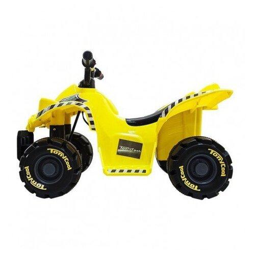 Купить JIAJIA Квадроцикл TR1305 yellow, Электромобили