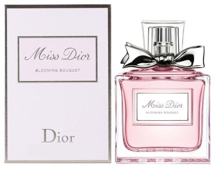 Купить Christian Dior Miss Dior Blooming Bouquet (2014) по выгодной цене на  Яндекс.Маркете 60c1eabd13de8