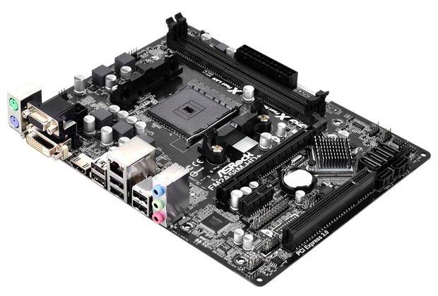 ASROCK FM2A58M-HD+ AMD CHIPSET DRIVERS PC