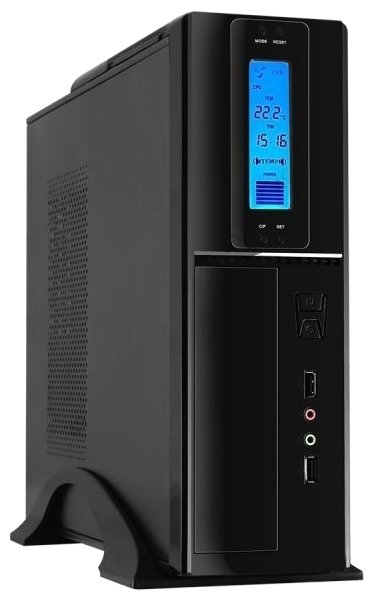 Компьютерный корпус PowerCool S0506BK 500W