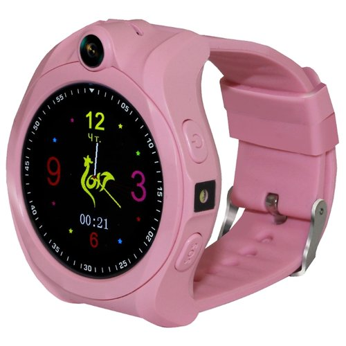 Часы Ginzzu GZ-507 розовыйУмные часы и браслеты<br>