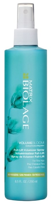 Biolage Несмываемый спрей для придания объема тонким волосам VolumeBloom
