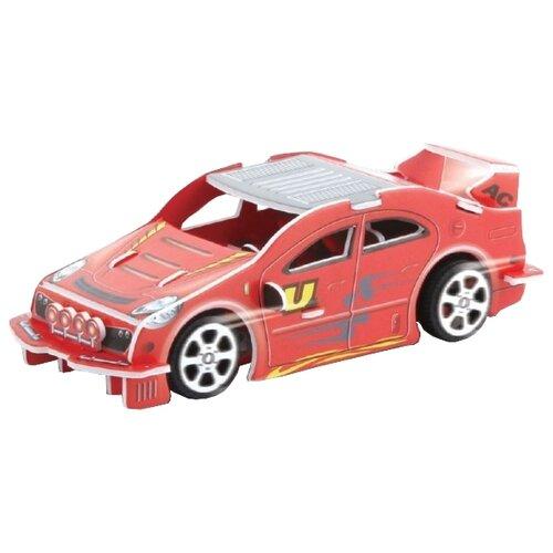 3D-пазл Pilotage 3D Спортивная машина PB красная (RC39881) машина радиоуправляемая pilotage topracer xb