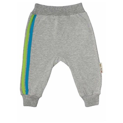Купить Брюки lucky child размер 26, серый, Брюки и шорты