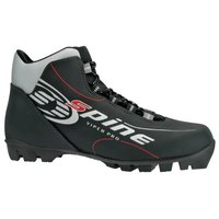 Ботинки для беговых лыж Spine Viper 251 черный 44