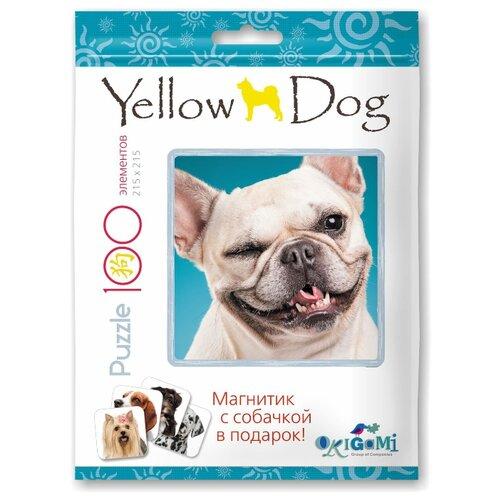 Купить Пазл Origami Yellow Dog Собаки (03453), 100 дет., Пазлы