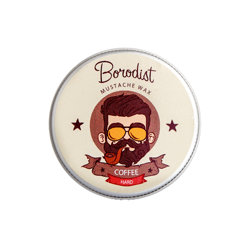 Borodist Воск для усов Coffee, 13 г по цене 699