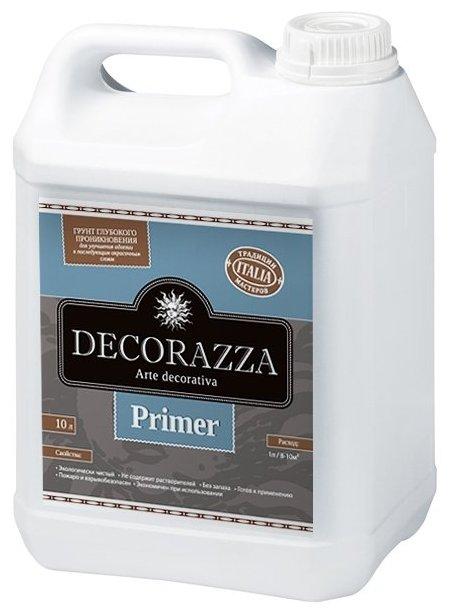 Грунтовка Decorazza Primer глубокого проникновения (10 л)