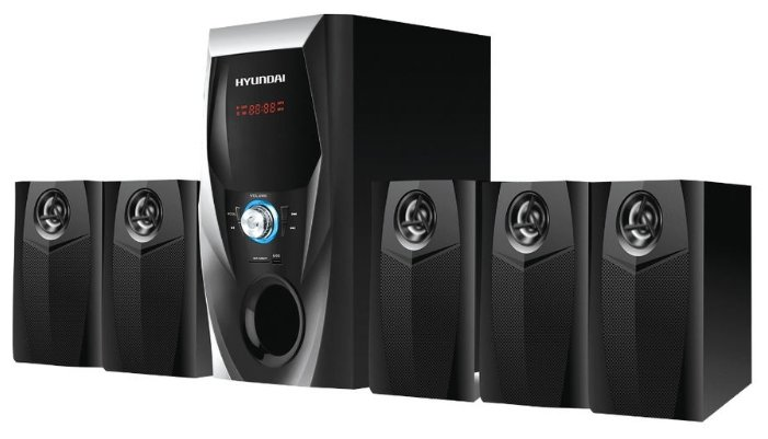 Hyundai Компьютерная акустика Hyundai H-HA500