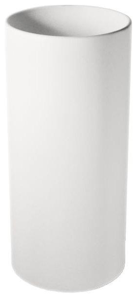 Раковина с пьедесталом 42.5 см MonteBianco Pisa