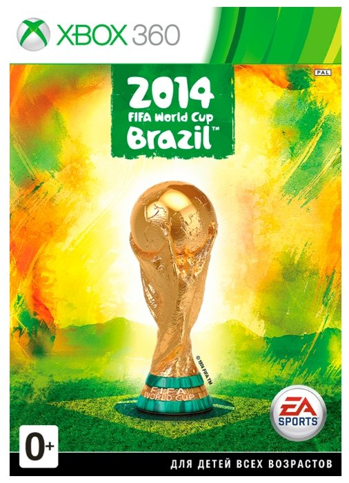 Electronic Arts 2014 FIFA World Cup Brazil