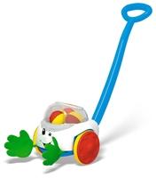 Каталка-игрушка Стеллар Ладошки (01381) со звуковыми эффектами