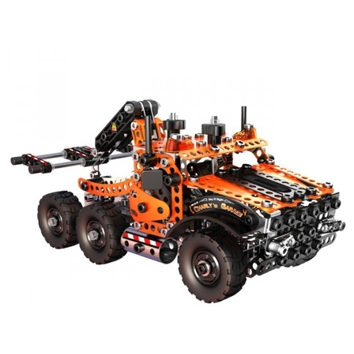 Винтовой конструктор Meccano Evolution 865210 ATV квадроцикл Конструкторы