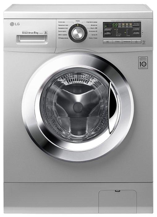 Стиральная машина LG F-1296ND4