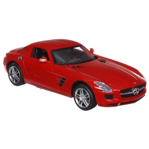 Купить Легковой автомобиль Rastar Mercedes-Benz SLS AMG (47600) 1:14 красный, Радиоуправляемые игрушки