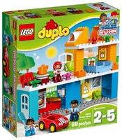 сухая молочная смесь Конструктор LEGO Duplo 10835 Семейный дом