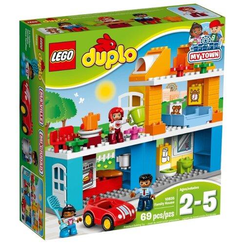 Конструктор LEGO Duplo 10835 Семейный домКонструкторы<br>