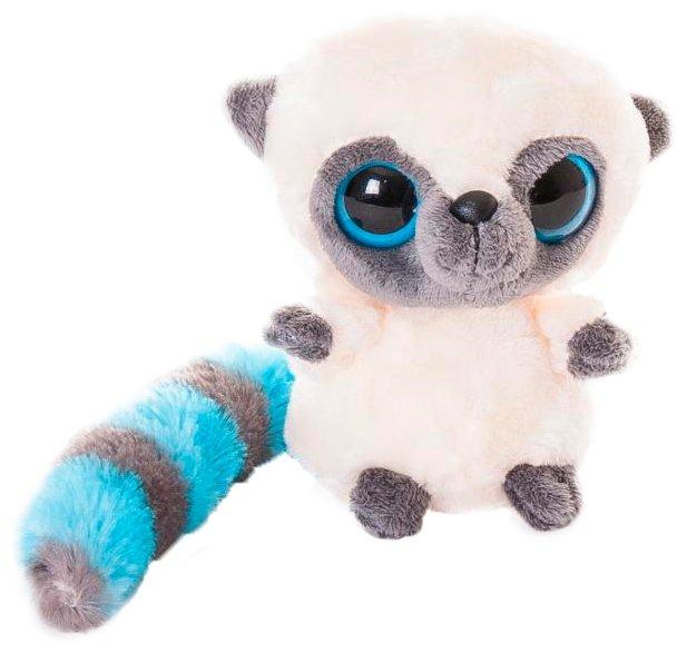 Мягкая игрушка Aurora YooHoo & friends Юху голубой 12 см