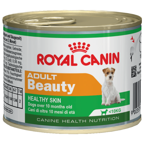 Корм для собак Royal Canin (0.195 кг) 12 шт. Adult Beauty сanine canned
