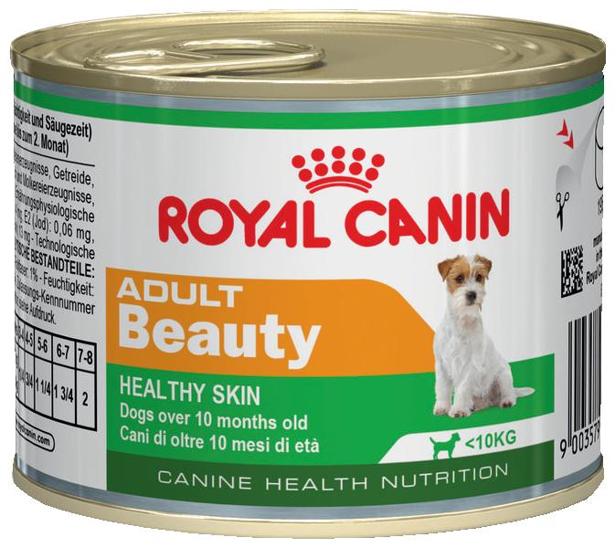Корм для собак Royal Canin Adult Beauty сanine canned