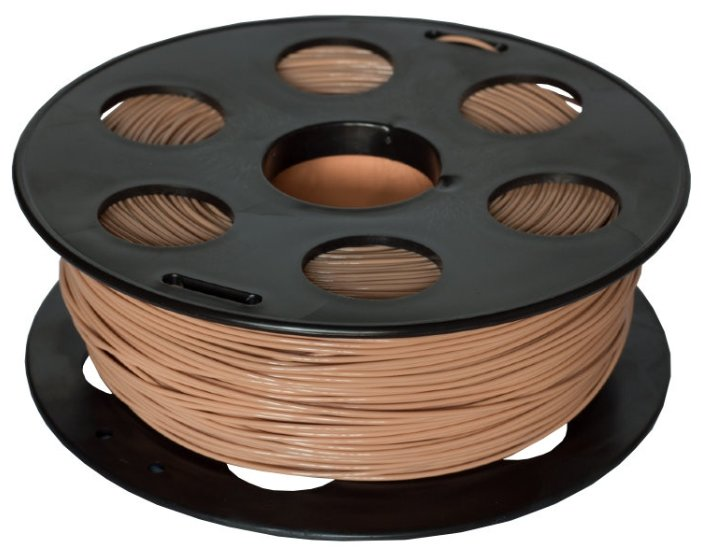 PLA пруток BestFilament 1.75 мм светло-коричневый