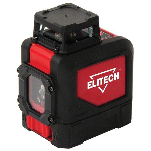 Купить со скидкой Лазерный уровень ELITECH ЛН 360/1-ЗЕЛ