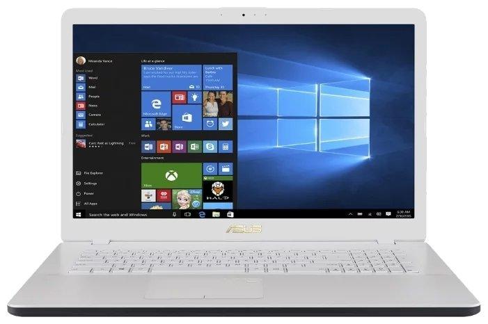 Ноутбук ASUS VivoBook 17 X705UV (Intel Core i3 6006U 2000 MHz/17.3