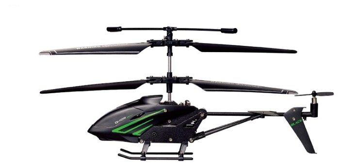 Вертолет 1 TOY GYRO-109 Black Edition (Т58768) 18.5 см