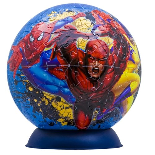 3D-пазл Step puzzle StepBall Marvel Герои Marvel (98124), деталей: 240Пазлы<br>