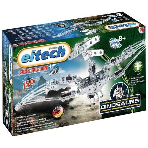 Купить Винтовой конструктор Eitech Basic C98 Птеродактиль, Конструкторы